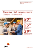 Supplier risk management: time to take control