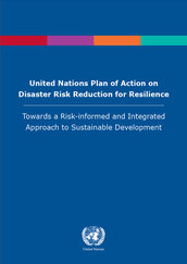 United Nations plan of action on disaster risk reduction for resilience