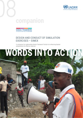 Words into Action guidelines - Design and conduct of simulation exercises - SIMEX