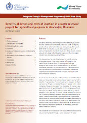 Benefits of action and costs of inaction in a water reservoir project for agricultural purposes in Azacualpa, Honduras