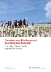 2018 IFRC climate change disasters & displacement report