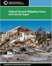 Natural hazard mitigation saves:  2018 interim report
