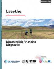 Lesotho – Disaster risk financing diagnostic