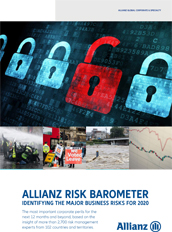 Allianz Risk Barometer 2020
