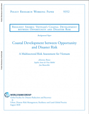 Coastal development between opportunity and disaster risk : a multisectoral risk assessment for Vietnam