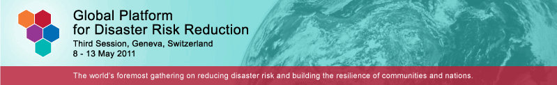 3th Session Global Platform for Disaster Risk Reduction
